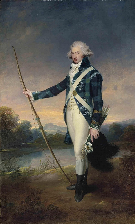 Sir William Beechey, R.A. (Burford, Oxforshire 1753-1839 London)