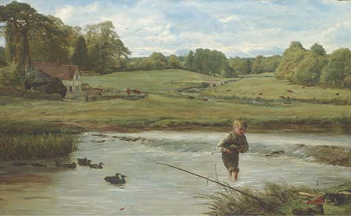 James Clarke Hook, R.A. (1819-1907)