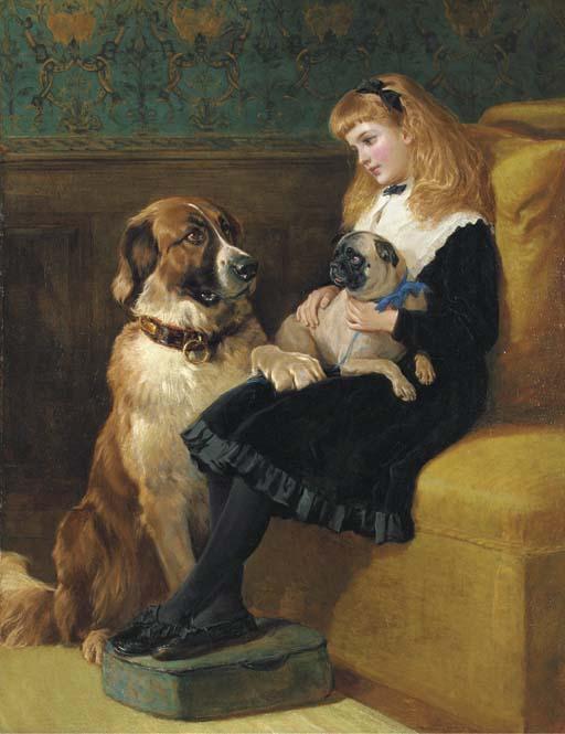 Heywood Hardy (1842-1933)