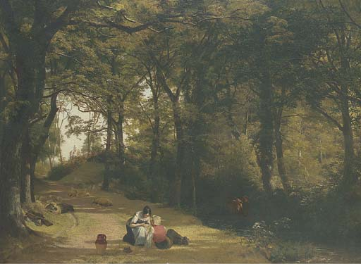 William Frederick Witherington, R.A. (1785-1865)