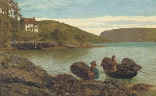 James Clark Hook, R.A. (1819-1907)
