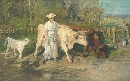 Joseph Denovan Adam, R.S.A. (1842-1896)