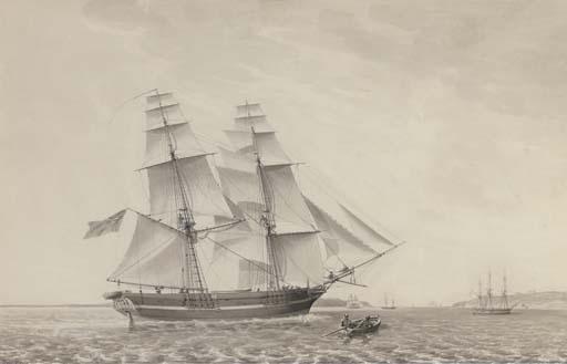 Pierre-Julien Gilbert (1783-1860)