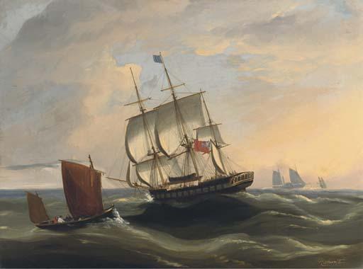 Frederick Calvert (fl.1815-1844)