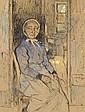 Jules Adler (1865 - 1952), Jules Adler, Click for value