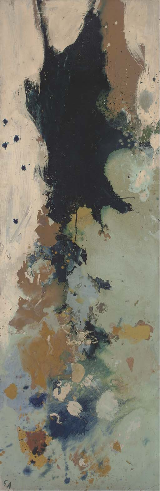 Gillian Ayres, R.A. (B.1930)