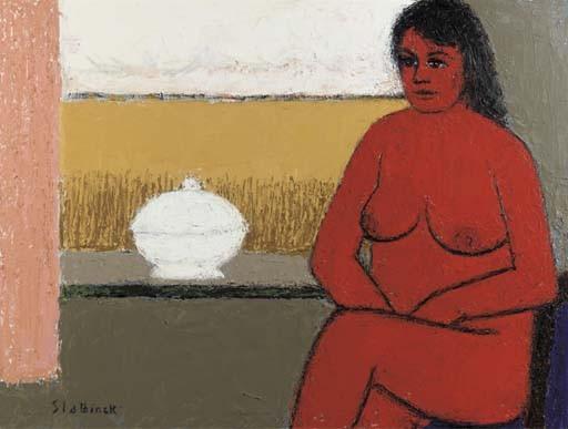 Rik Slabbinck (Belgian, 1914-1991)