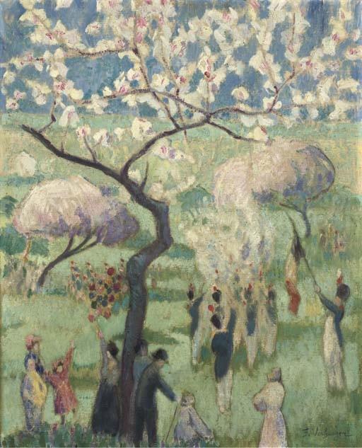Fernand Verhaegen (Belgian, 1883-1975)