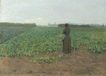 Anton Mauve Jun. (Dutch, 1876-1962)