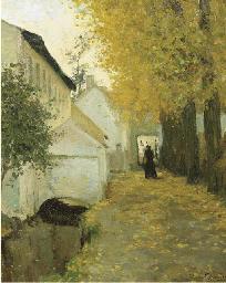 Pierre Paulus de Chatelet (Belgian, 1881-1959)