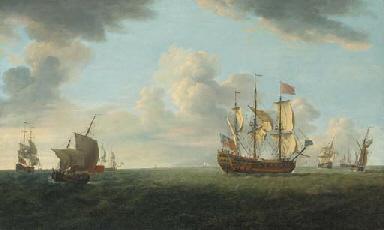 Francis Swaine (1720-1783)