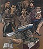 The Lesson, Paula Rego, Click for value