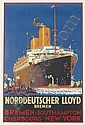 Norddeutscher Lloyd , Harry Hudson Rodmell, Click for value