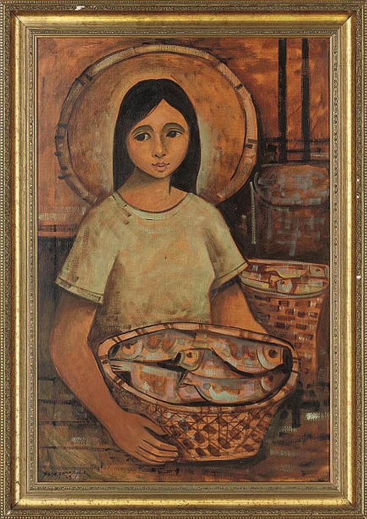 Paco Gorospe (Filipino, 1939-2002)