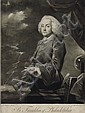[FRANKLIN, Benjamin]. B. Franklin of Philadelphia L.L.D., F.R.S. Mezzotint engraving by James McArdell after Benjamin Wilson (1721-1788). Mezzotint engraving, [London, 1761]., Benjamin Wilson, Click for value