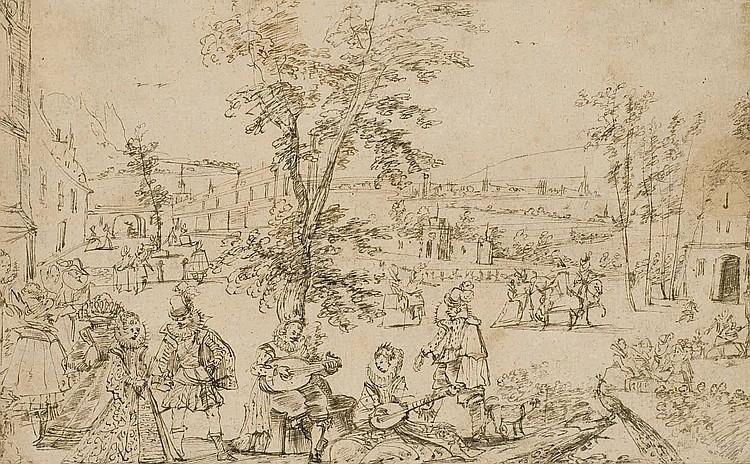 LOUIS DE CAULERY (VERS 1580-1621)