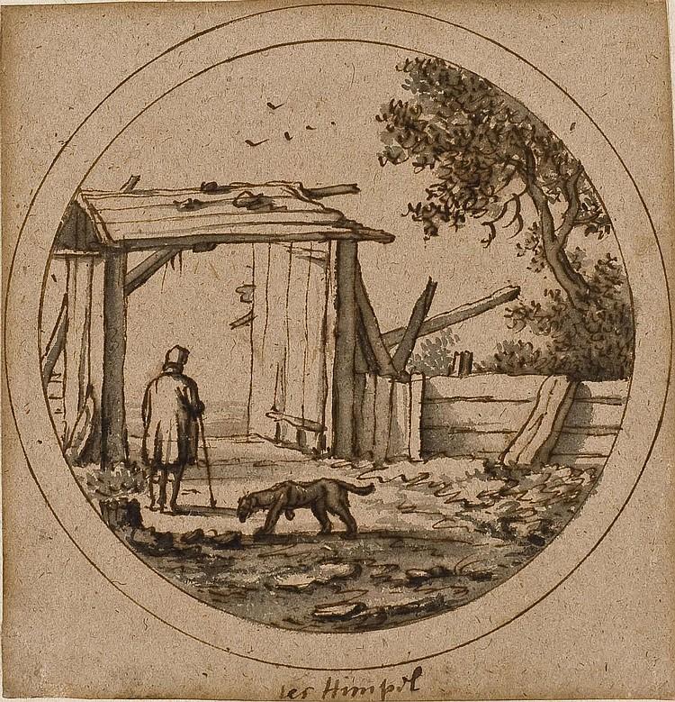 AERNOUT TER HIMPEL (1634-1686)