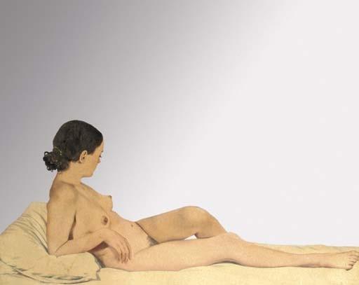 Michelangelo Pistoletto (b. 1933)