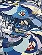 Franz Ackermann (b. 1963), Franz Ackermann, Click for value