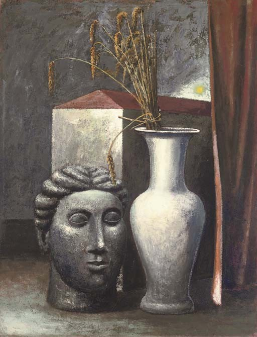 Hermann Albert (GERMAN, b.1937)