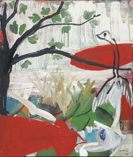 JEFFAR KHALDI (PALESTINE, B. 1964)
