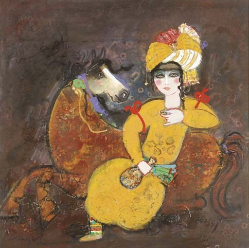 NASSER OVISSI (IRAN, B. 1934)
