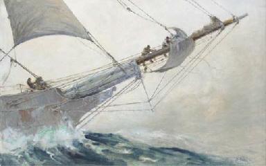 Arthur John Trevor Briscoe (1873-1943)