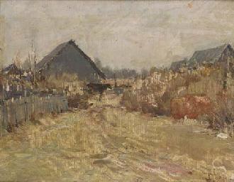 VALENTIN ALEXANDROVICH SEROV (1865-1911)