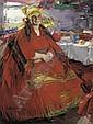 ABRAM YEFIMOVICH ARKHIPOV (1862-1930), Abram Arkhipov, Click for value