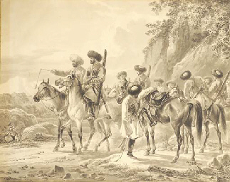 ALEKSANDR OSIPOVICH ORLOVSKII (1777-1838)