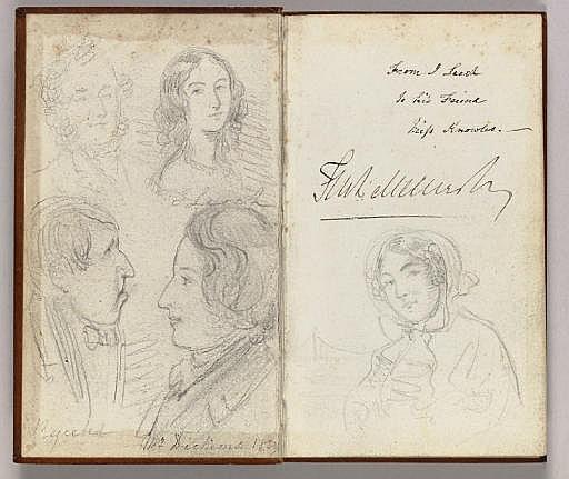 [LEECH, John (1817-1864)]. [DICKENS, Charles (1812-1870)]. MASON, John (1706-1763).  Self-Knowledge. A Treatise...  London: John Sharpe, 1824.