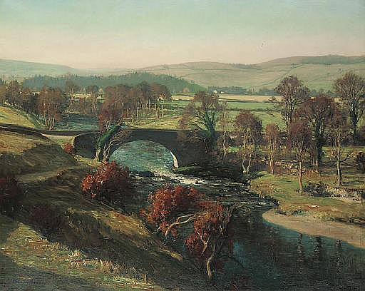 The vale of Lune
