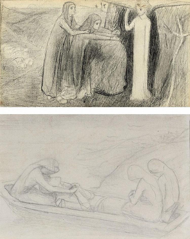 Elizabeth Siddal (1829-1862)