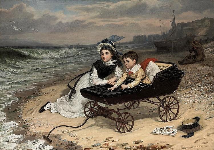 Charles Wynne Nicholls (1831-1903)