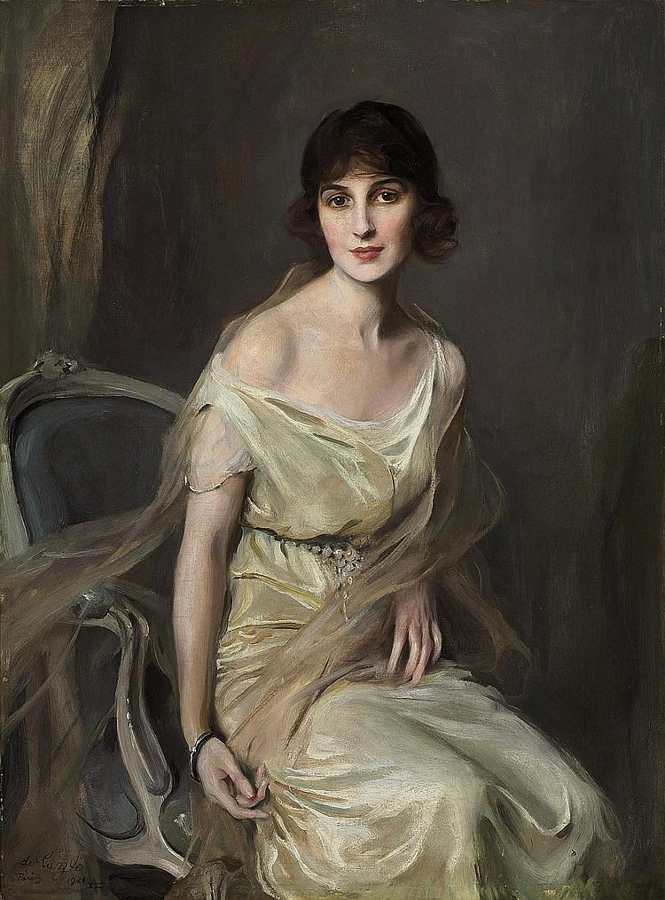 Philip Alexius De László, M.V.O., P.R.B.A. (1869-1937)