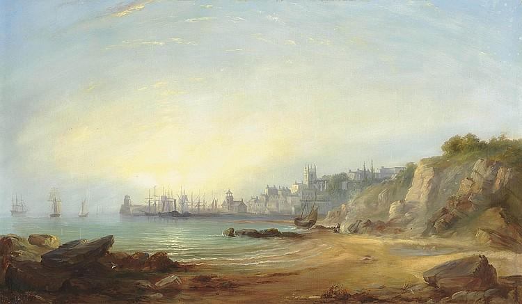 Edward F. D. Pritchard (1809-1905)