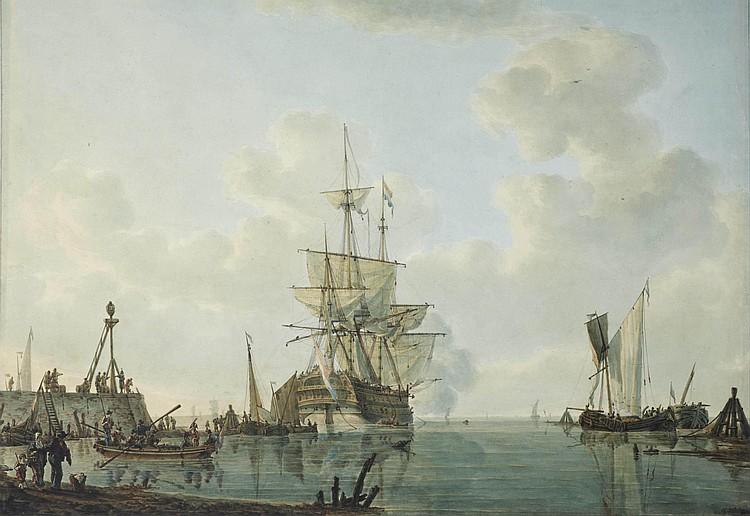 Johannes Christiaan Schotel (Dordrecht 1787-1838)