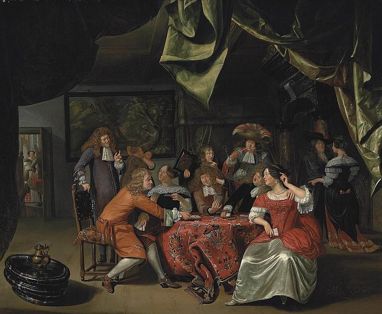Matthijs Naiveu (Leiden 1647-1726 Amsterdam)