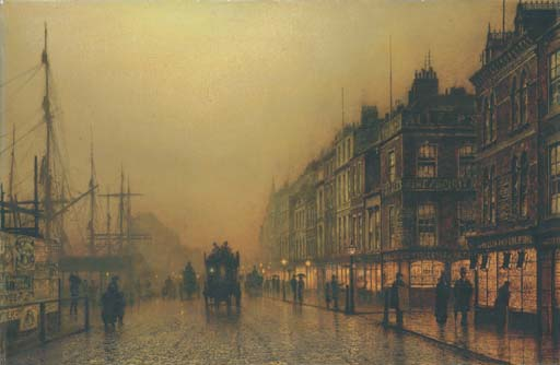 John Atkinson Grimshaw (1836-1893)