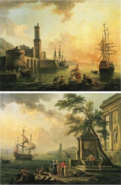 Jean-Baptiste Lallemand (Dijon 1719-c. 1805 Paris)