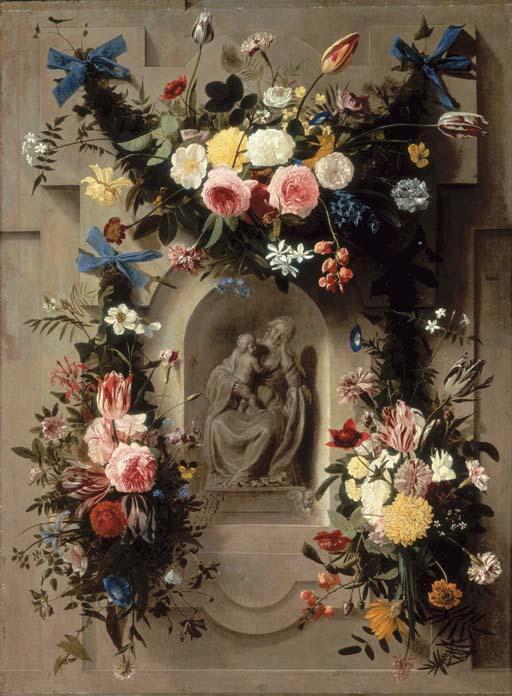 Jan Anton van der Baren (?Brussels c. 1616-1686 Vienna) and Erasmus Quellinus II (Antwerp