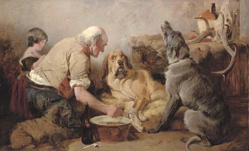 Richard Ansdell, R.A. (1815-1885)