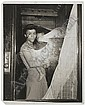 Mother and Child in Harlem, 1943,  Weegee, Click for value