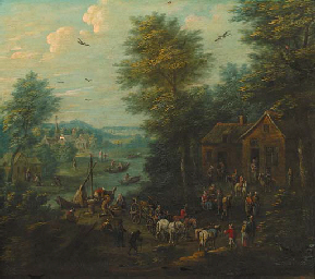 Marc Baets (active 18th Century)