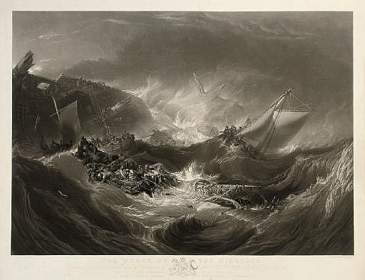 The Wreck of the Minotaur