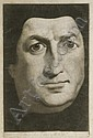 The Death Mask of David Garrick, Robert Edge Pine, Click for value