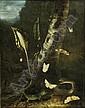 Otto Marseus van Schrieck (Nijmegen 1619-1678 Amsterdam) , Otto Marseus van Schrieck, Click for value