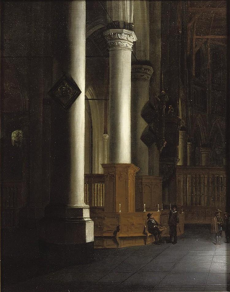 Daniel De Blieck (Middelburg? c. 1630-1673 Middelburg)