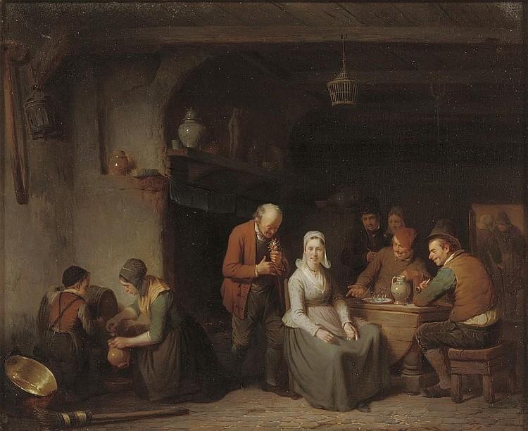 Charles Ferdinand Venneman (Ghent 1802-1875 Brussels)