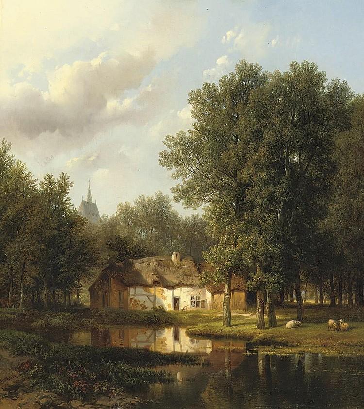 Pieter Lodewijk Kuhnen (Aix-la-Chapelle 1812-1877 Schaerbeek)